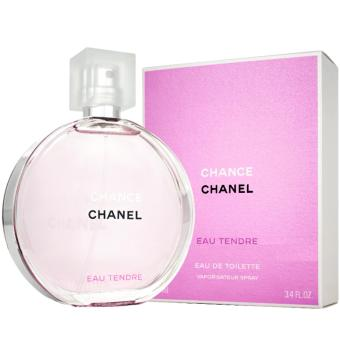 chanel chance eau tendre eau de toilette for women 100ml lazada ph. Black Bedroom Furniture Sets. Home Design Ideas