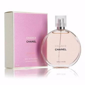 Chanel Chance Eau Vive For Women Price Philippines