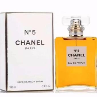 Chanel No. 5 Paris Eau De Parfum Perfume for Women 100ml