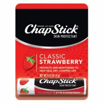 CHAPSTICK Strawberry 6s (11010816) - Skincare for Lips Price Philippines