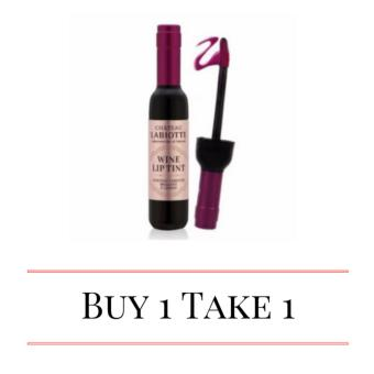 Chateau Labiotte Wine Lip Tint (RD02)
