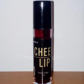 Cheek and Lip Tint (Rose Pink)