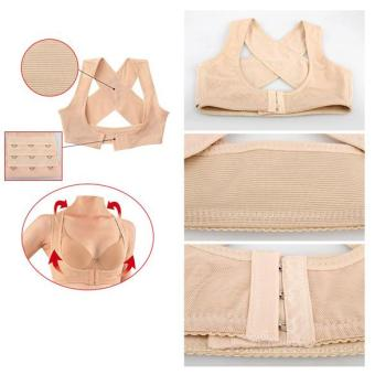 Chest Support Belt Posture Corrector Brace X Type M Size Back Shoulder Vest (Intl) Price Philippines