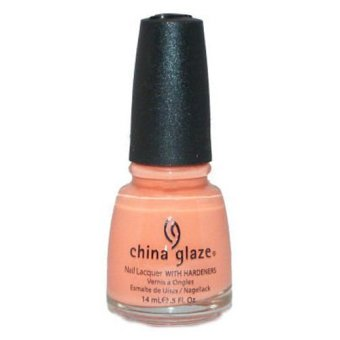 China Glaze Nail Polish 14ml (Peachy Keen)