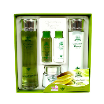 Christian Renoir Aloe Vera Special Care System Set Korean Cosmetics Price Philippines