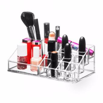 Clear Acrylic Cosmetic Makeup Storage Organizer ( 6101)
