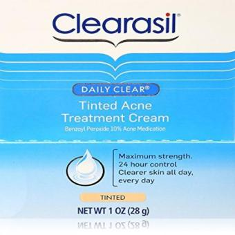 Clearasil Daily Clear Tinted Acne Treatment Cream1 oz.