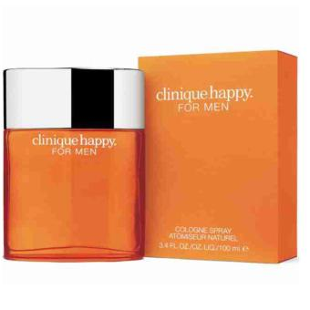 Clinique Happy Cologne Spray Eau De Toilette Perfume for Men 100ml