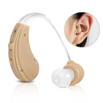 Cofoe Hearing Aids rechargeable digital for elder BTE behind the ear - intl