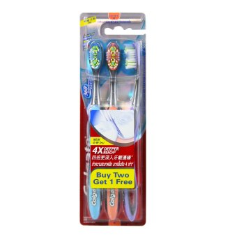 Colgate 360 Interdental Toothbrush (Soft) Buy 2 Get 1 FREE