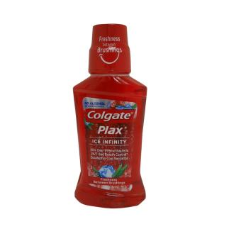 Colgate Plax Ice Infinity 250ml w35 306246 Price Philippines