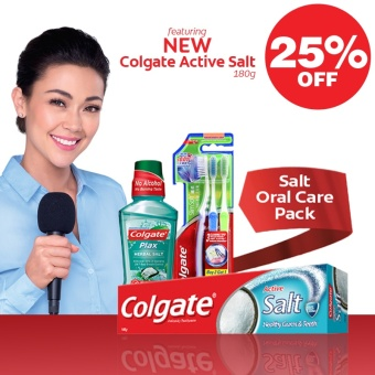 Colgate Salt Oral Care Pack Price Philippines