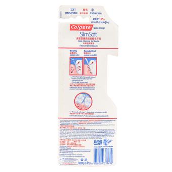 Colgate Slim Soft Toothbrush (Soft) - Buy 2, Get 1 FREE - 2