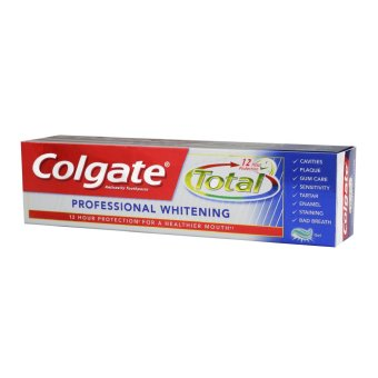 Colgate Total Professional Whitening Multi-Benefit Toothpaste 150g