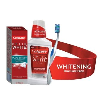 Colgate WHITENING Oral Care Pack Price Philippines