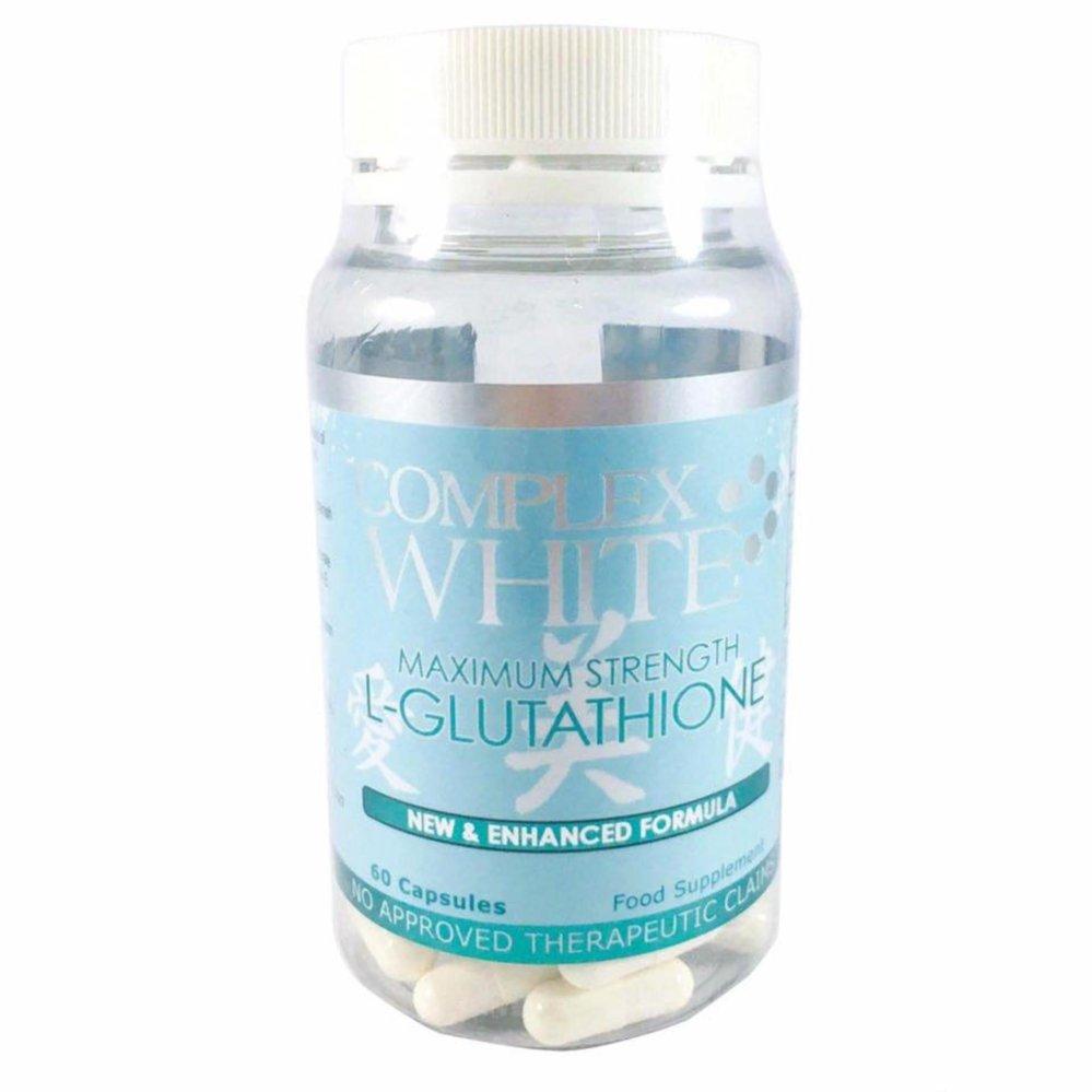 Complex White Glutathione 60capsules
