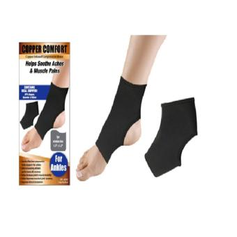 Copper Comfort for Ankles Copper Infused Compression Brace