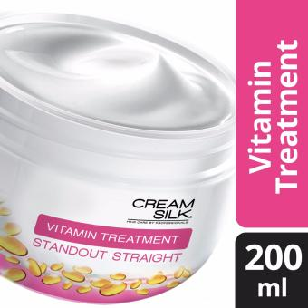 CREAM SILK HAIR TREATMENT STANDOUT STRAIGHT 200ML