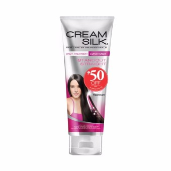 Creamsilk Daily Treatment Conditioner Standout Straight 180ml 50%off - 3