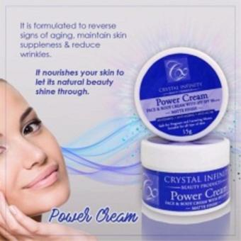 Crystal Infinity Overnight Repair Cream Price Philippines