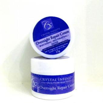 Crystal Infinity Overnight Repair Cream 15g Price Philippines