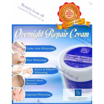 Crystal Infinity Overnight Repair Cream 25g Price Philippines
