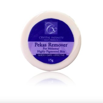 Crystal Infinity - Pekas Remover Cream 15g Price Philippines