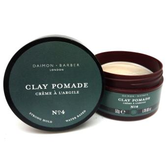 Daimon Barber No. 4 Clay Pomade 50g - 2