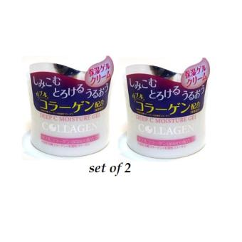 DAISO DEEP C COLLAGEN 40g GEL set of 2