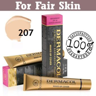 Dermacol EXTREME MAKE UP COVER FOUNDATION #207 (Fair Shade)