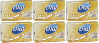 Dial Gold Antibacterial Deodorant Soap 113 g Bundle of 6