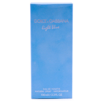 Dolce & Gabbana Light Blue Eau De Toilette for Women 100ml - 2
