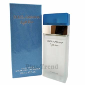 Dolce and Gabbana Light Blue Eau De Toilette for Women 100ml