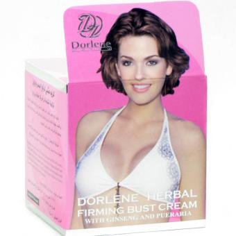 Dorlene herbal firming bust cream with ginseng and pueraria