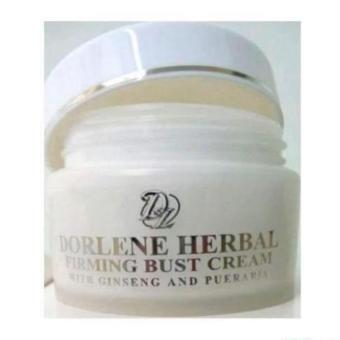 Dorlene herbal firming bust cream with ginseng and pueraria - 2