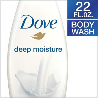 Dove Body Wash Deep Moisture 22oz