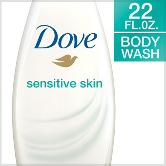 Dove Body Wash Sensitive Skin 22oz