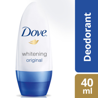 Dove Deodorant Roll-On Whitening Original 40Ml Price Philippines