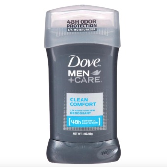 DOVE MEN+CARE CLEAN COMFORT ANTIPERSPIRANT STICK 85g