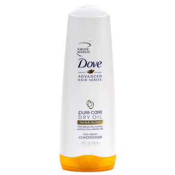 Dove Pure Care Dry Oil Conditioner 355ml Price Philippines