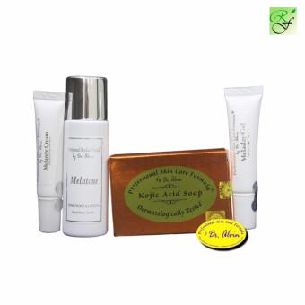 DR. Alvin Melasma Facial Set Remove acne