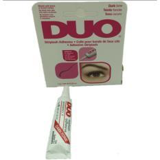 DUO Eyelash Adhesive Eyelash Glue Waterproof False Eyelash Dark-tone Philippines