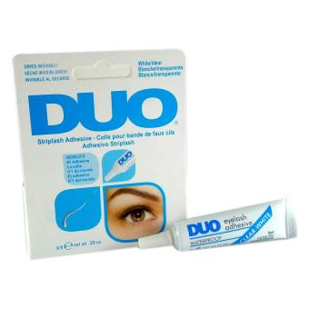 DUO Eyelash Adhesive Eyelash Glue Waterproof False Eyelash White