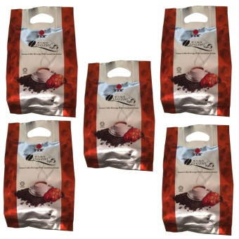DXN Lingzhi Coffee 3-in-1 (5 bags x 12 g)