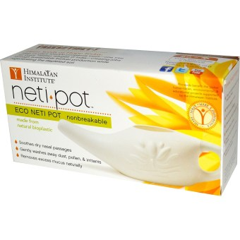 Eco Neti Pot Travel