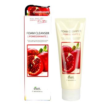 Ekel Pomegranate Foam Cleansing 180ml
