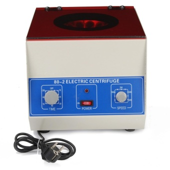 Electric Centrifuge Medical Lab Safety Switch 110V/220V 4000rpm With 12 x 20ml EU - intl Price Philippines