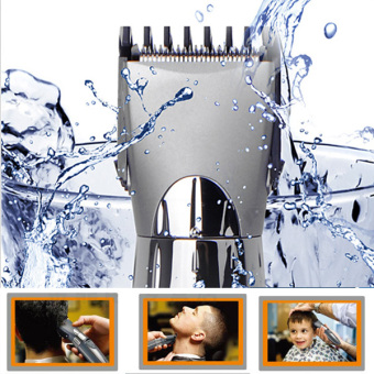 Electric Man Baby Hair Clipper Trimmer Rechargeable Shaver RazorWaterproof - intl
