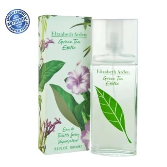 Elizabeth Arden Green Tea Exotic Eau De Toilette for Women 100ml