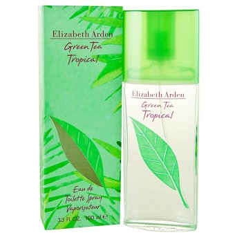 Elizabeth Arden Green Tea Tropical Eau de Toilette for Women 100ml